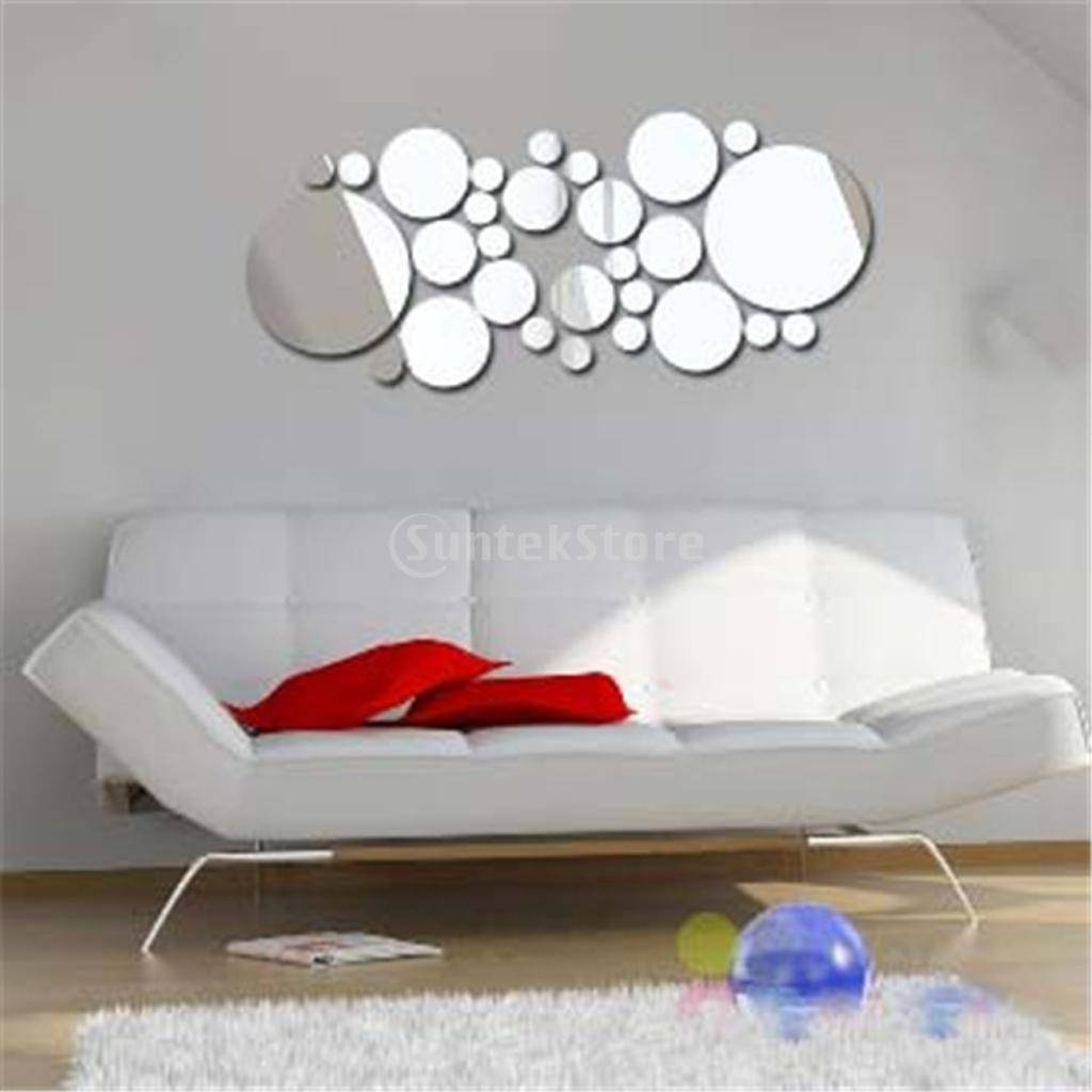 3D Wall Decor Stickers Circles Online | 3D Wall Decor Stickers Throughout 2017 Circles 3D Wall Art (Gallery 3 of 20)