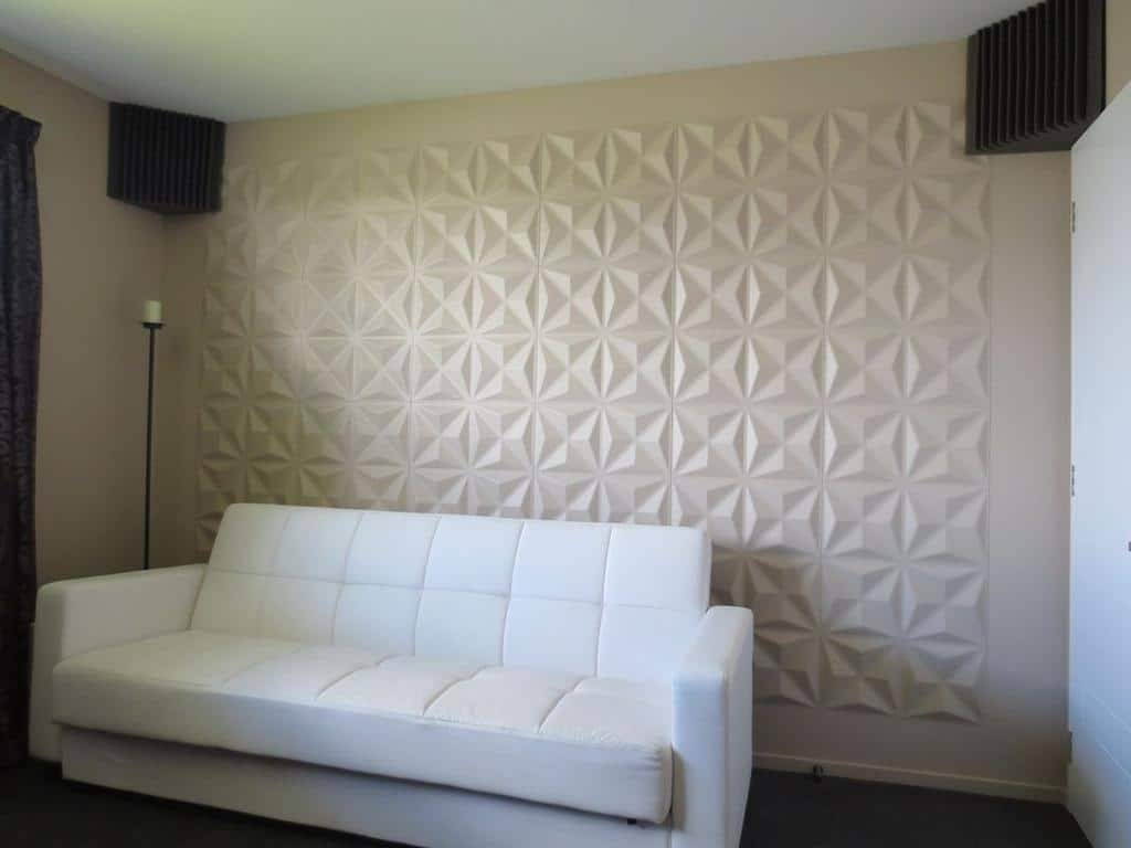 3D Wall Panels • Drcoptions  Interior Designers In Lagos With 2017 3D Wall Art And Interiors (View 5 of 20)