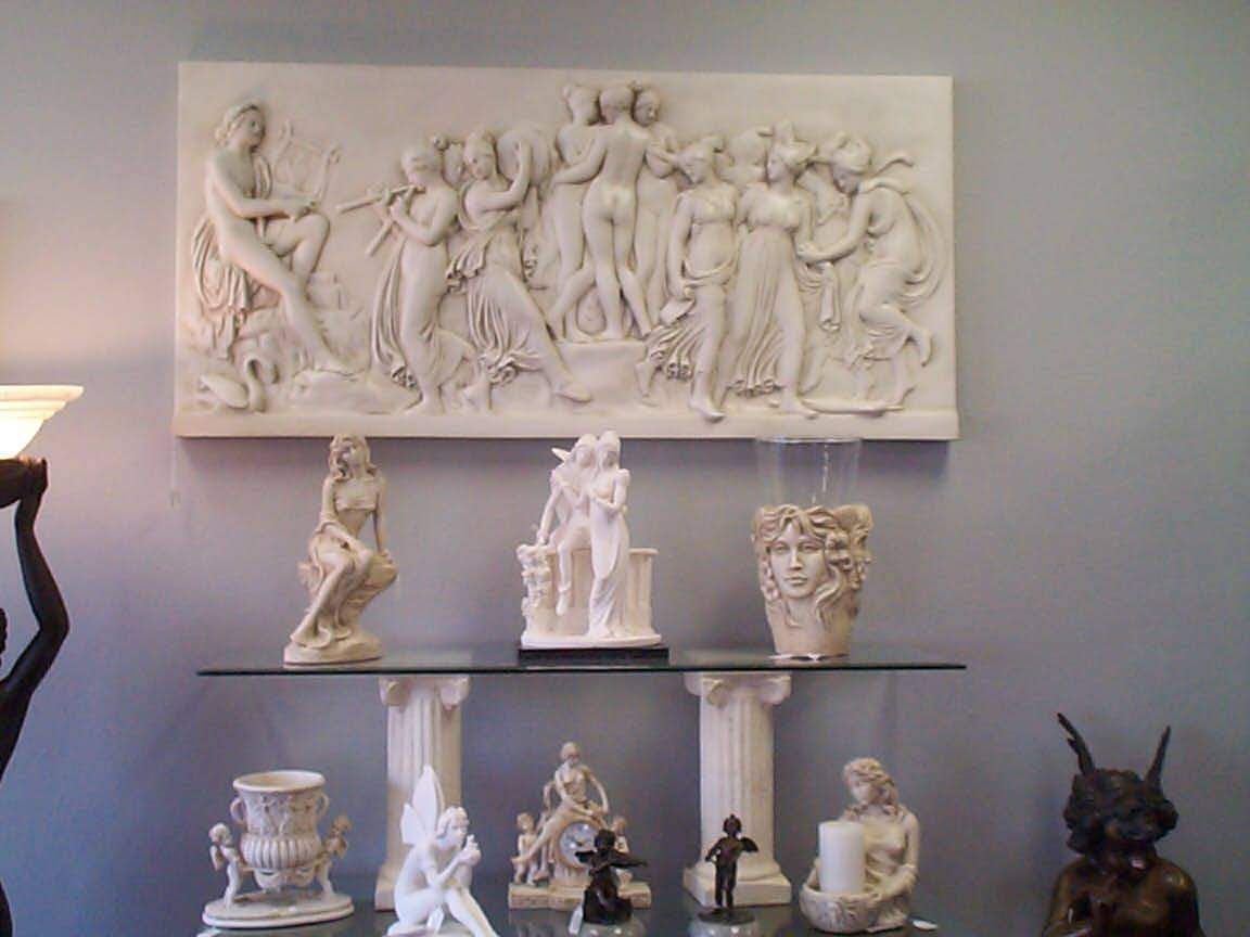 3D Wall Sculptures Within Most Recent Greek Wall Art (Gallery 13 of 20)
