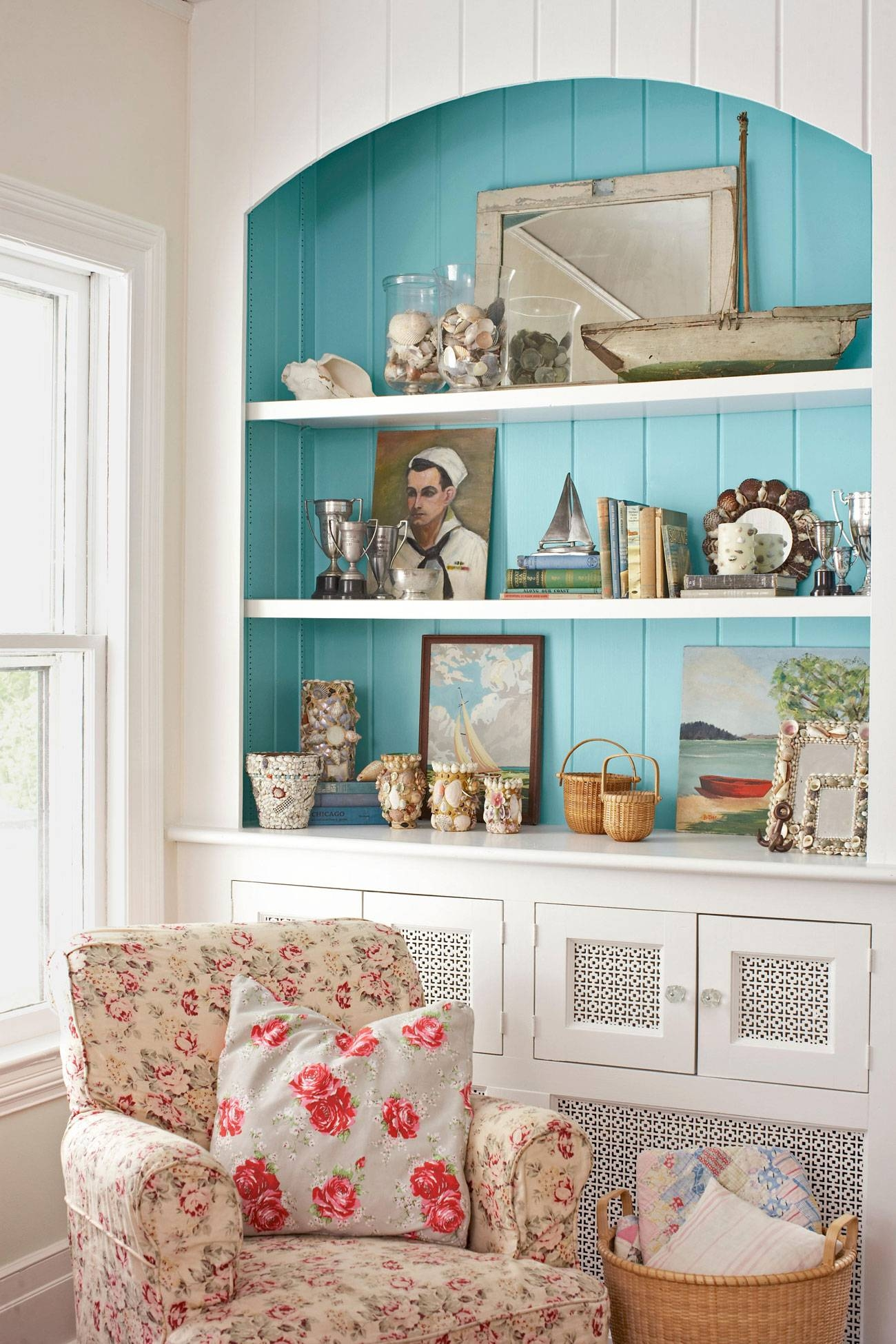 40+ Beach House Decorating – Beach Home Decor Ideas Pertaining To Current Beach Cottage Wall Decors (Gallery 10 of 25)
