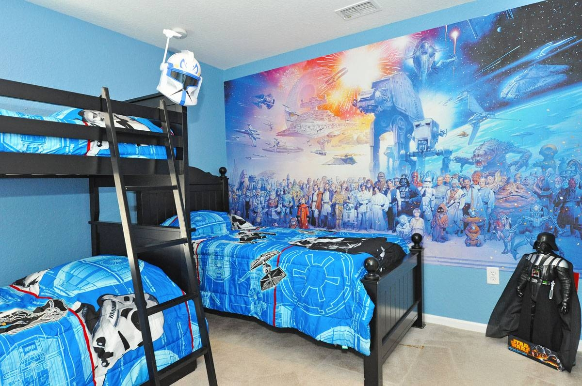 45 Best Star Wars Room Ideas For 2017 Intended For Most Popular Lego Star Wars Wall Art (View 7 of 20)