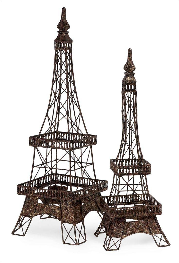 46 Best Eiffel Images On Pinterest | Eiffel Towers, Wire And With Regard To 2017 Eiffel Tower Metal Wall Art (View 3 of 30)