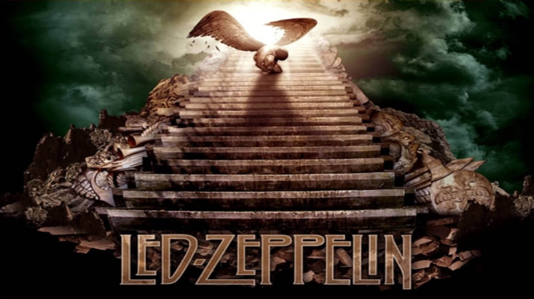 48 Led Zeppelin Hd Wallpapers | Backgrounds – Wallpaper Abyss Intended For 2018 Led Zeppelin 3D Wall Art (Gallery 12 of 20)