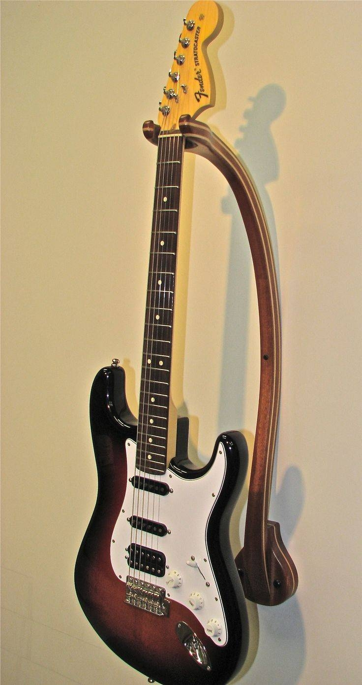54 Best Guitar Stand Images On Pinterest | Guitar Stand, Snakes with regard to Latest Guitar Metal Wall Art
