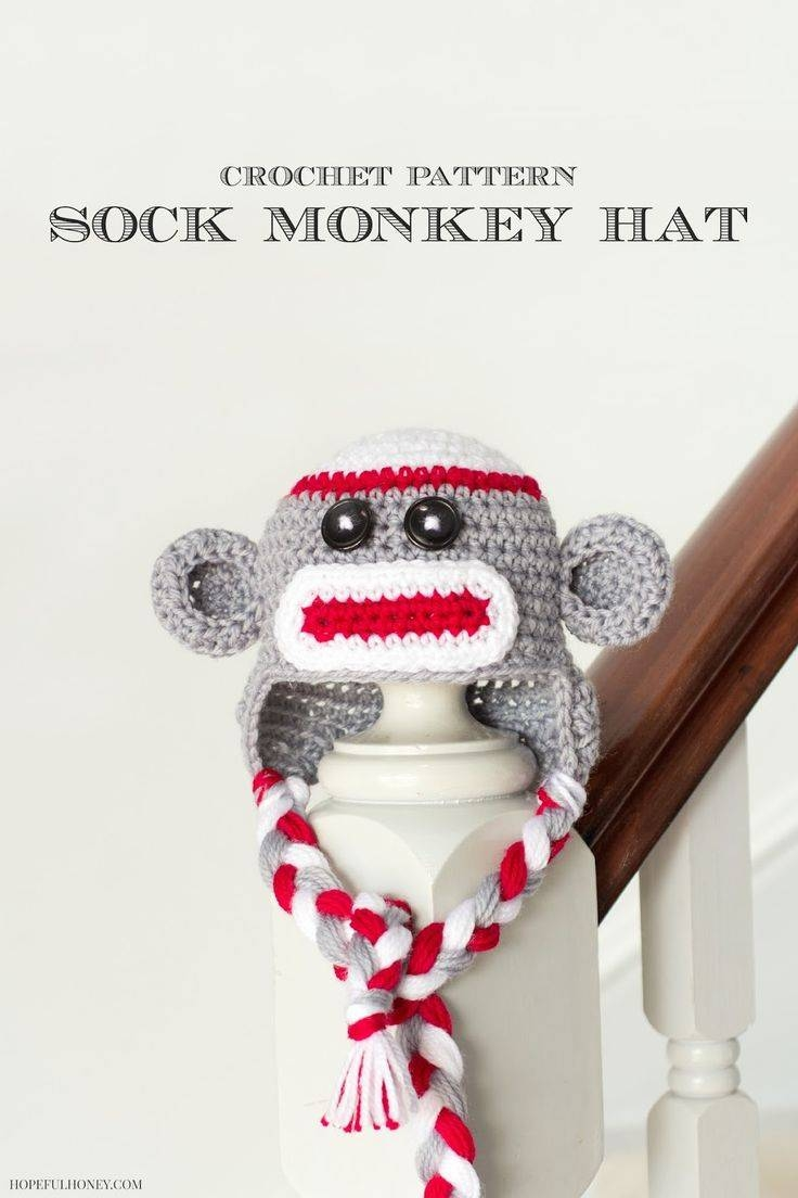 611 Best Sock Monkey Images On Pinterest | Sock Monkeys, Sock Toys Inside Most Up To Date Sock Monkey Wall Art (View 11 of 30)