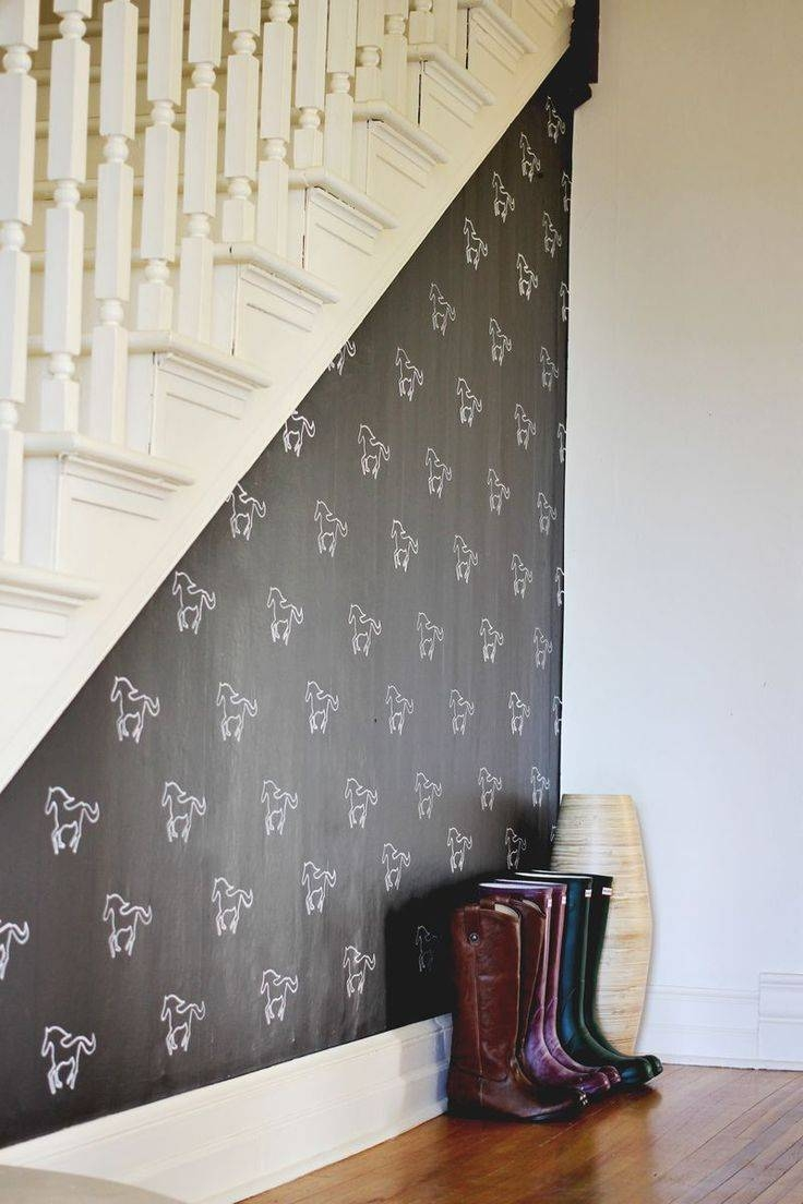 63 Best Stenciled Walls Images On Pinterest | Wall Stenciling Pertaining To Recent Space Stencils For Walls (View 5 of 20)