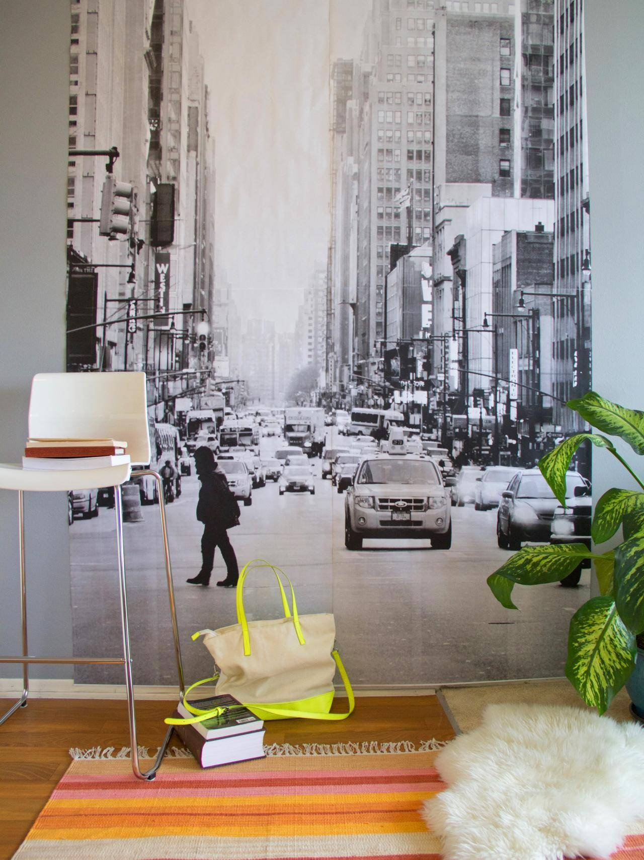 7 Diy Art Projects To Try | Hgtv's Decorating & Design Blog | Hgtv Intended For 2018 Big Cheap Wall Art (View 10 of 20)