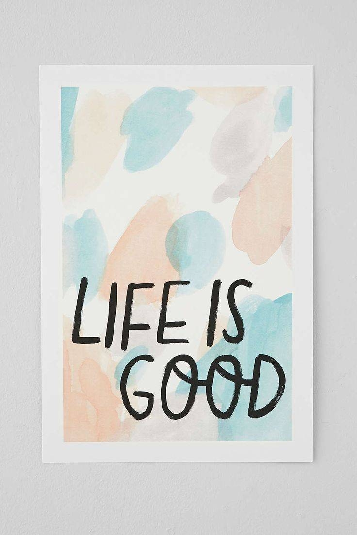 76 Best Le Petit Toddler Tucker Images On Pinterest | My Children Regarding 2017 Life Is Good Wall Art (View 17 of 30)