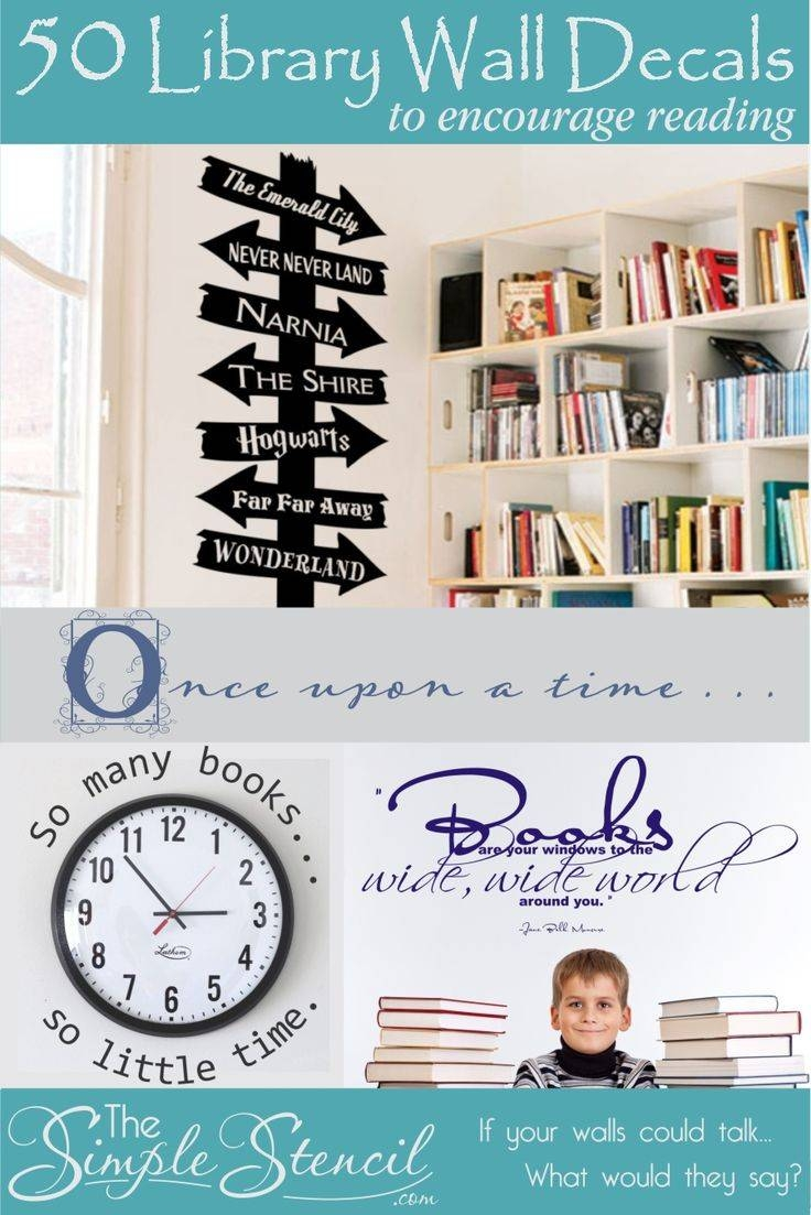 82 Best Classroom And School Wall Quotes & Lettering Decals Images Intended For Recent Classroom Vinyl Wall Art (View 8 of 30)