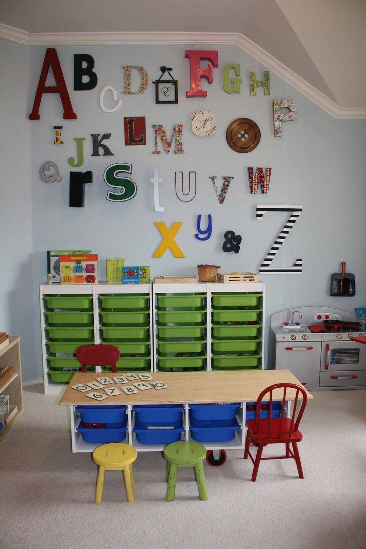 Classroom Decor Trends ~ Best of preschool wall decoration