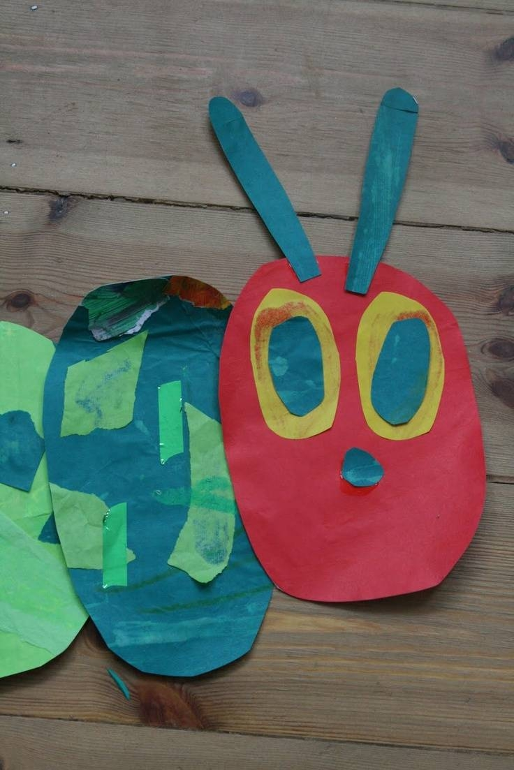 88 Best Very Hungry Caterpillar Images On Pinterest | Eric Carle Pertaining To Most Popular The Very Hungry Caterpillar Wall Art (View 1 of 25)