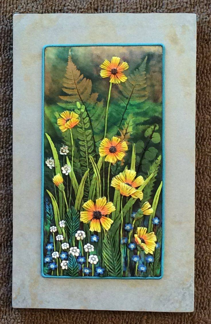 97 Best Polymer Clay Landscapes Images On Pinterest | Polymer Clay Intended For 2018 Polymer Clay Wall Art (Gallery 3 of 20)