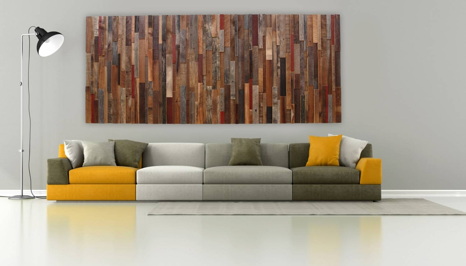 97 Unforgettable Large Wooden Wall Art Pictures Inspirations Home Intended For Current Large Unique Wall Art (View 2 of 20)