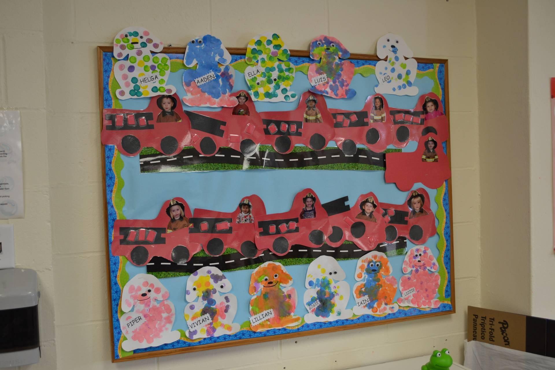 Abc Preschool In Newest Preschool Wall Art (View 26 of 30)