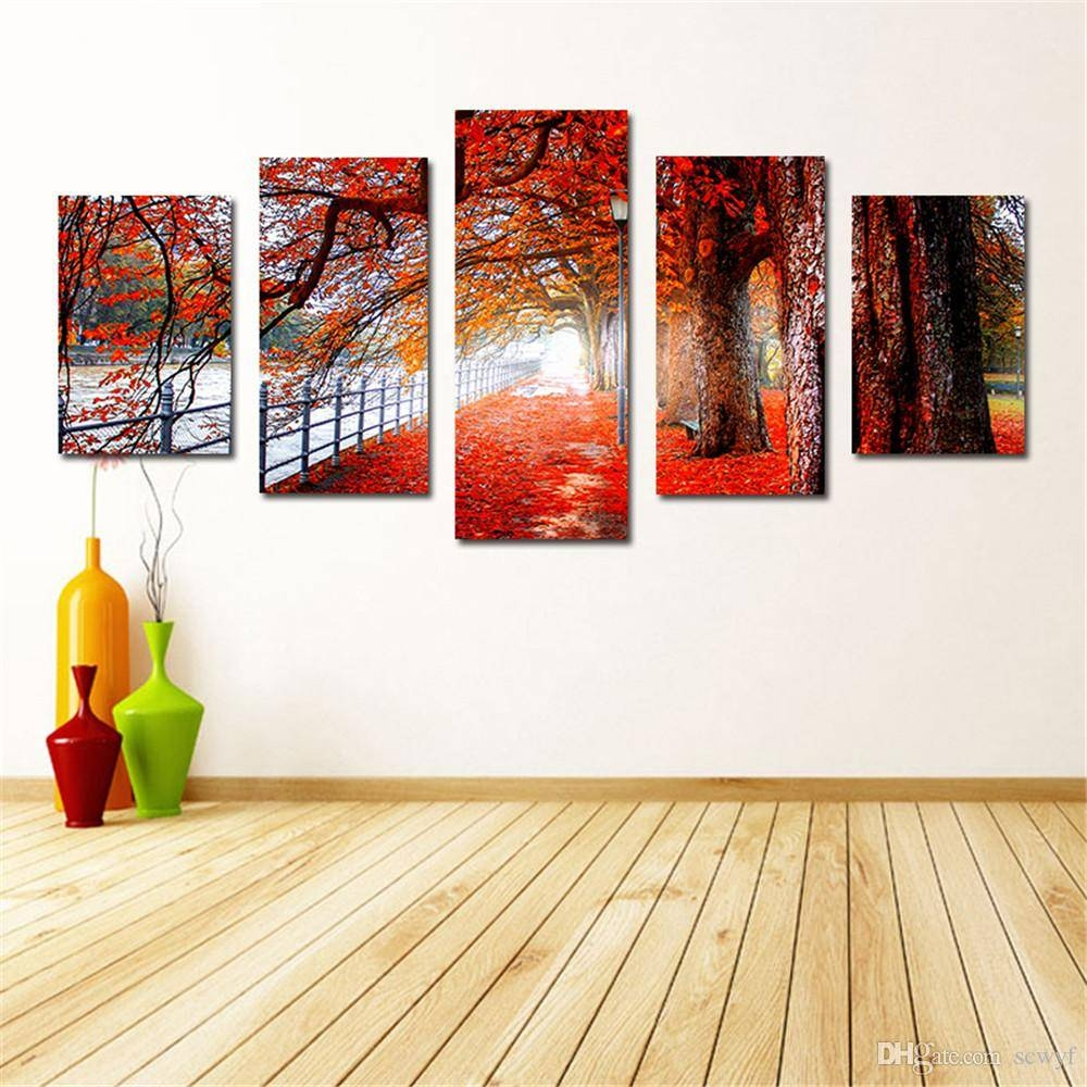 Abstract Oil Painting Frameless Huge Wall Art Oil Painting On Throughout Latest Huge Wall Art (View 12 of 20)