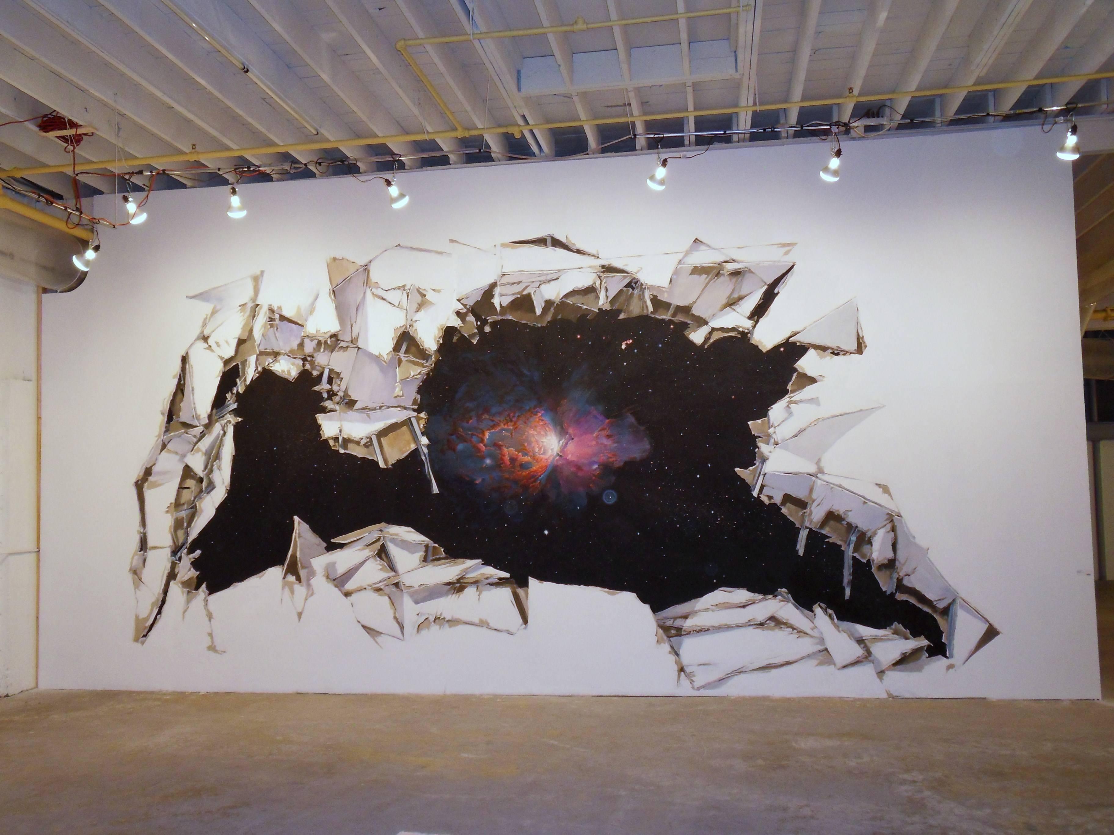 Adam Cvijanovickalin Allen | Artcore Journal Inside Recent Illusion Wall Art (View 4 of 20)