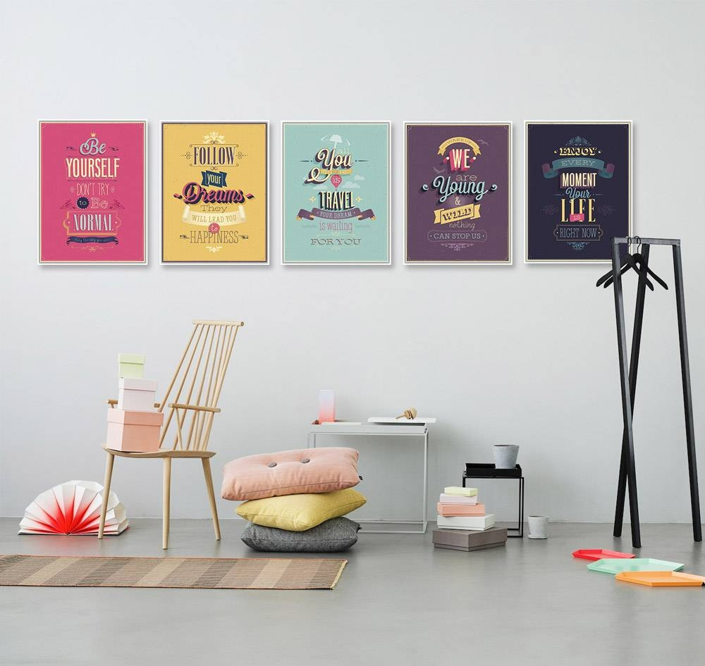 Adorable 60+ Motivational Wall Art Design Ideas Of Motivational For Best And Newest Inspirational Canvas Wall Art (View 1 of 20)