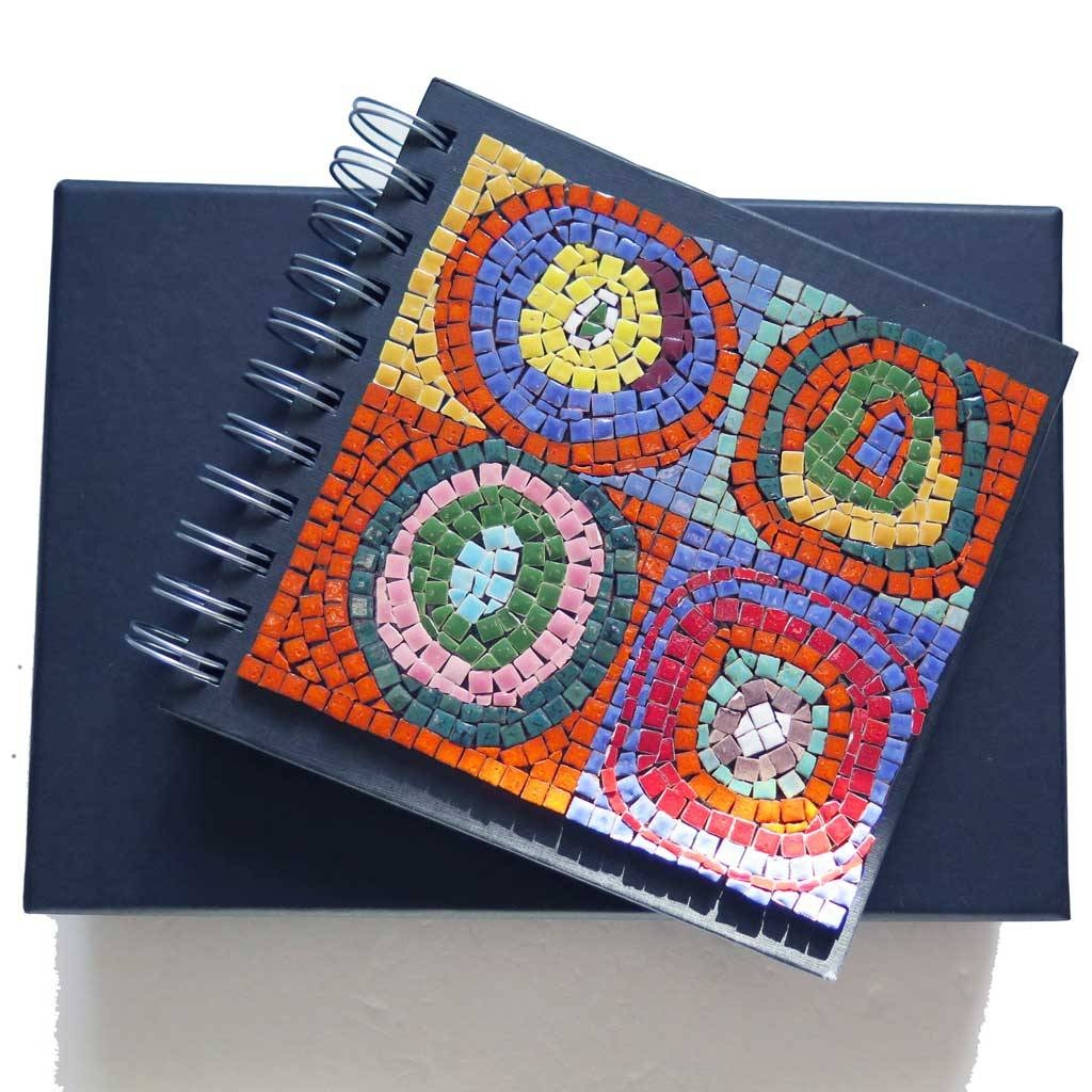 Adult Mosaic Kit Inspiredwassily Kandinsky With Mini Mosaic With Newest Mosaic Art Kits For Adults (View 3 of 20)