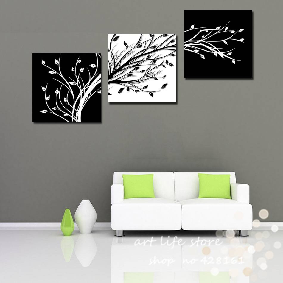 Affordable Modern Wall Art 3 With Regard To Most Current Big Cheap Wall Art (View 15 of 20)
