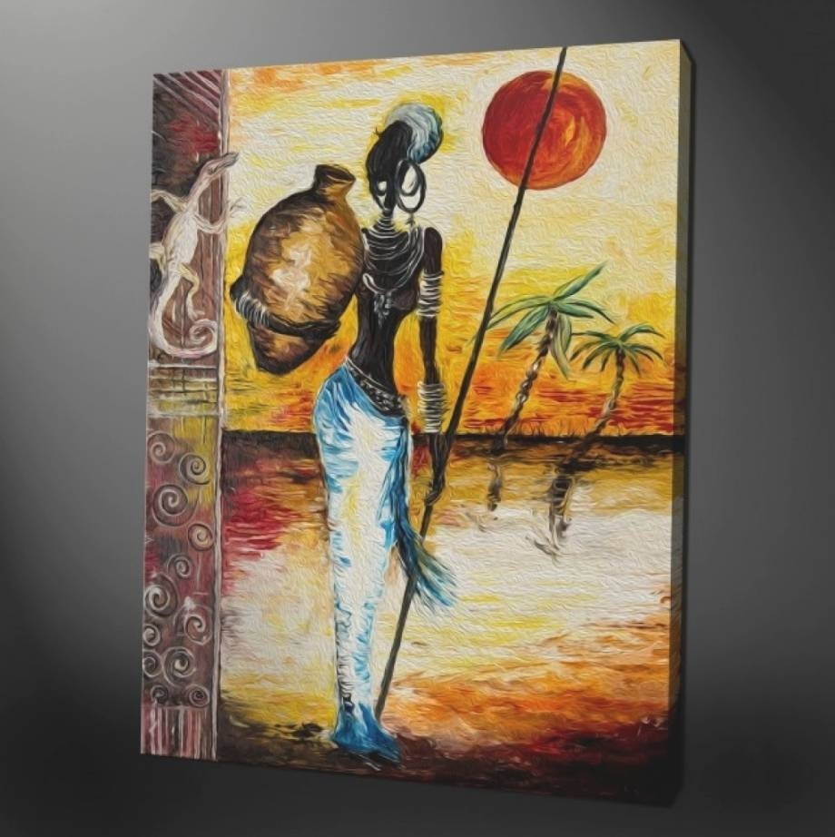 African American Wall Art And Decor | Home Interior Wall Pertaining To Most Recently Released African American Wall Art (View 4 of 20)