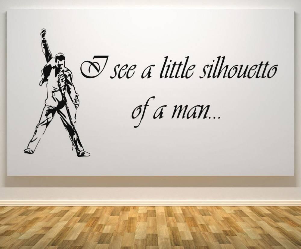 Aliexpress : Buy Free Shipping Freddie Mercury Queen Bohemian For Most Recent Freddie Mercury Wall Art (View 2 of 15)