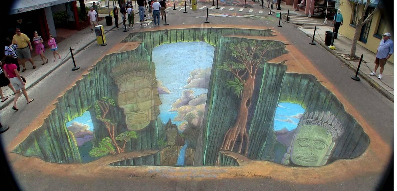 Amazing 3D Wall Art | Wallartideas Regarding Most Popular 3D Artwork On Wall (View 10 of 20)