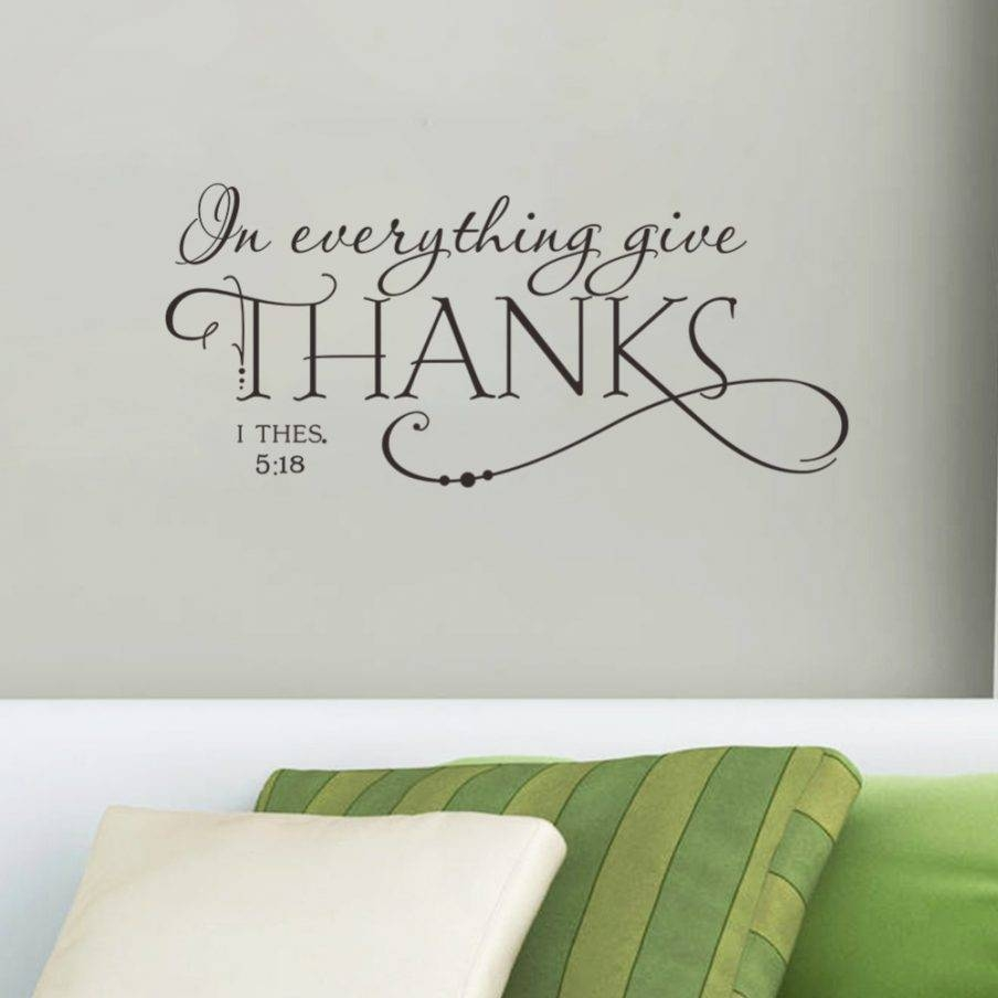 Amazing Christian Wall Art Etsy Quotes Wall Sticker In Christian Inside 2017 Large Christian Wall Art (View 1 of 25)