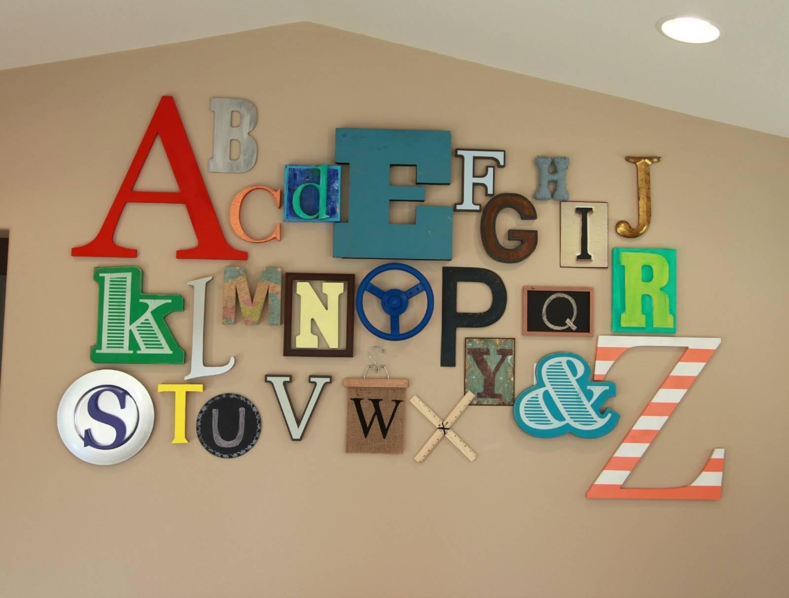 Amazing Ideas Playroom Wall Decor Stunning Playroom Art Wall Decor Pertaining To Recent Playroom Wall Art (View 9 of 30)
