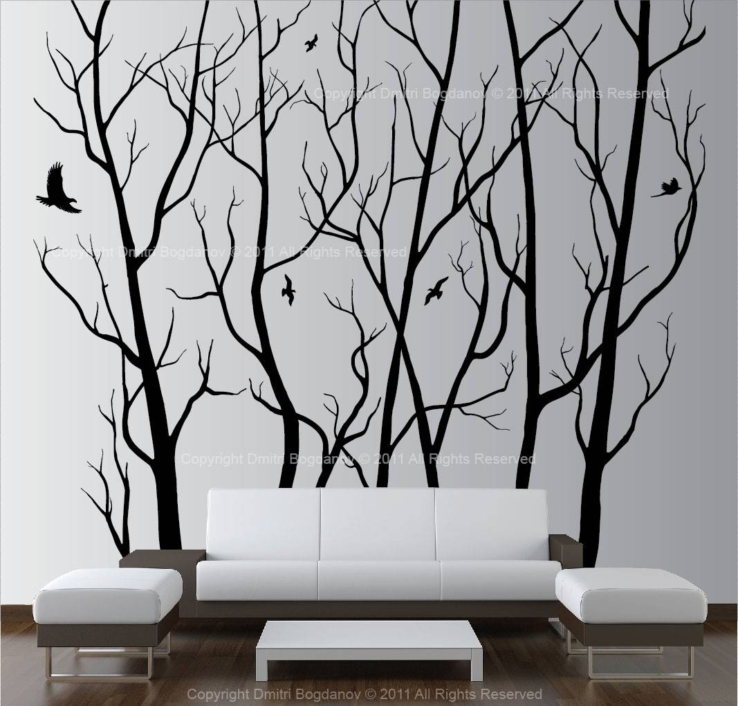 Amazing Vinyl Wall Decor – Vinyl Wall Decor Ideas – Whalescanada Intended For 2017 Modern Vinyl Wall Art (View 4 of 14)