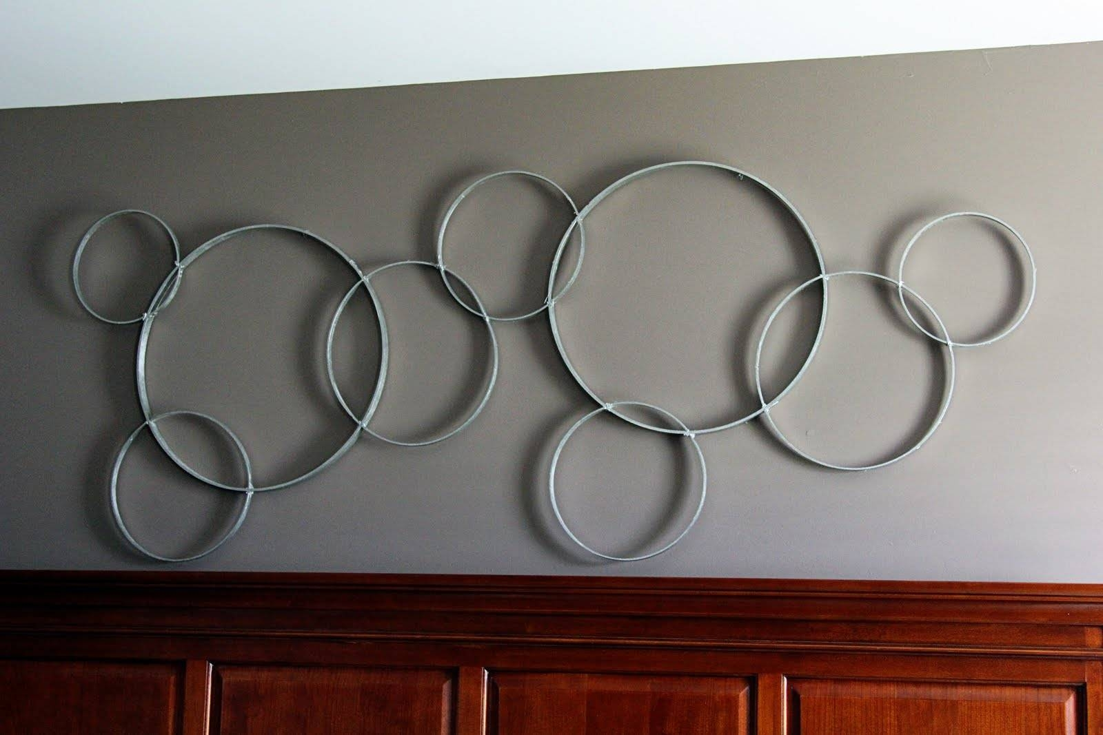 Amusing 30+ Circle Wall Art Design Ideas Of Intricate Circle Metal With Most Recent 3D Circle Wall Art (View 7 of 20)