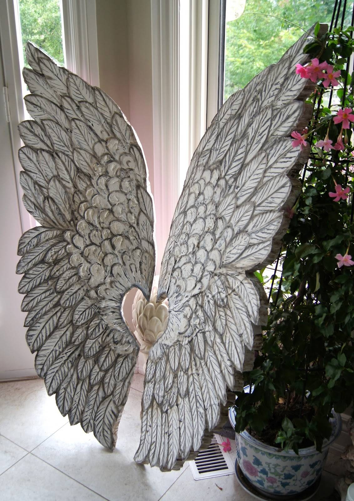 Angel Wings Wall Decor Awesome Projects Angel Wing Wall Decor Inside Latest Angel Wings Wall Art (View 8 of 20)
