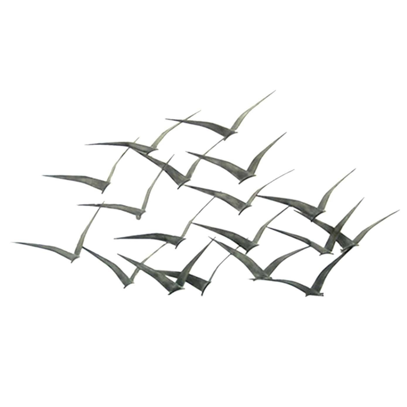 Appealing Lady Bird Metal Wall Art Gigantic Metal Flying Bird Wall With Regard To Current Flying Birds Metal Wall Art (View 1 of 25)