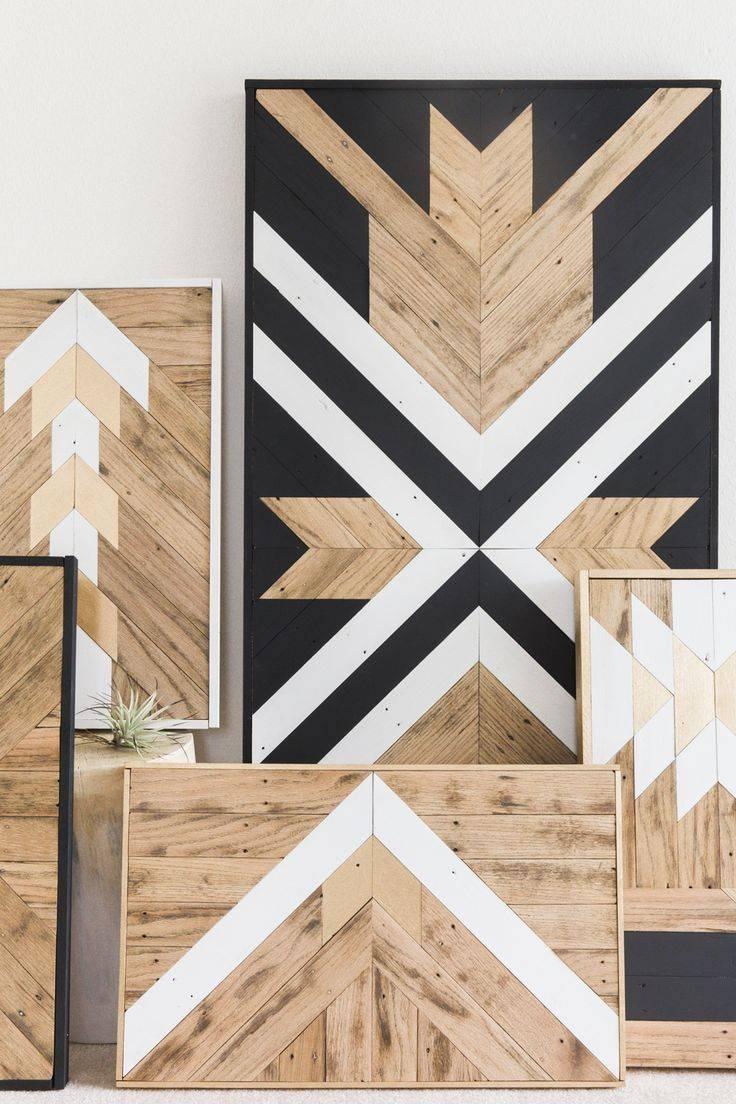 Appealing Rustic Wood Wall Art Decor Reclaimed Wood Wall Art Inside Most Popular Natural Wood Wall Art (View 17 of 20)