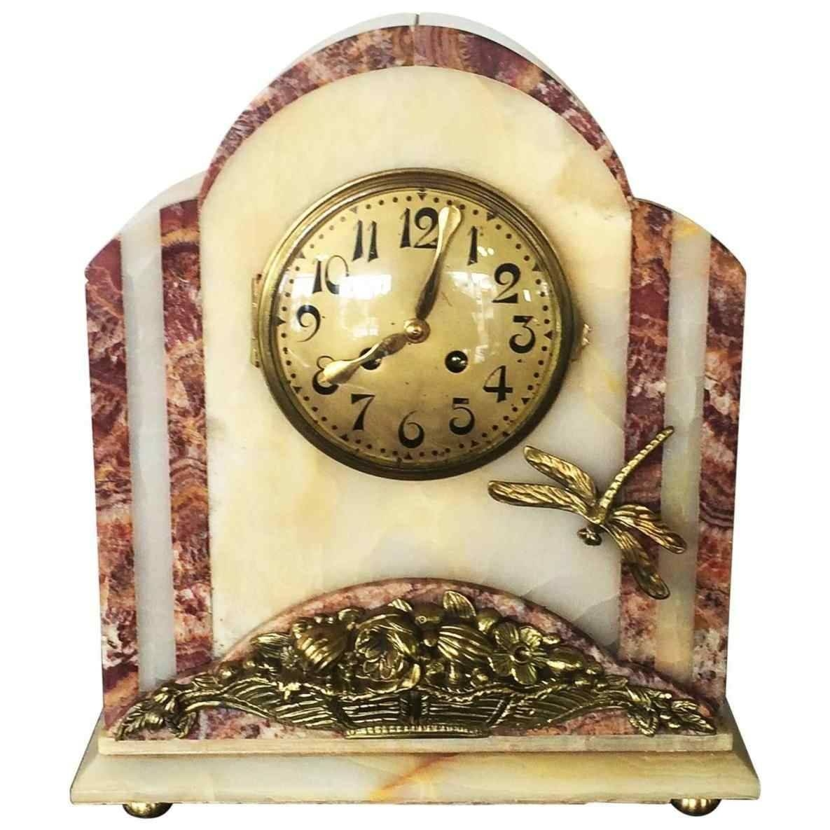 Top 30 of Large Art Deco Wall Clocks