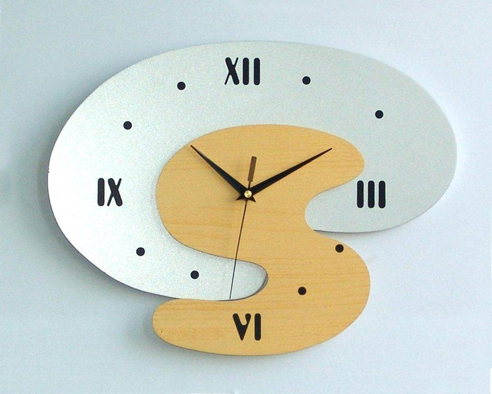 Art Deco Wall Clocks Large – Philogic (View 8 of 30)