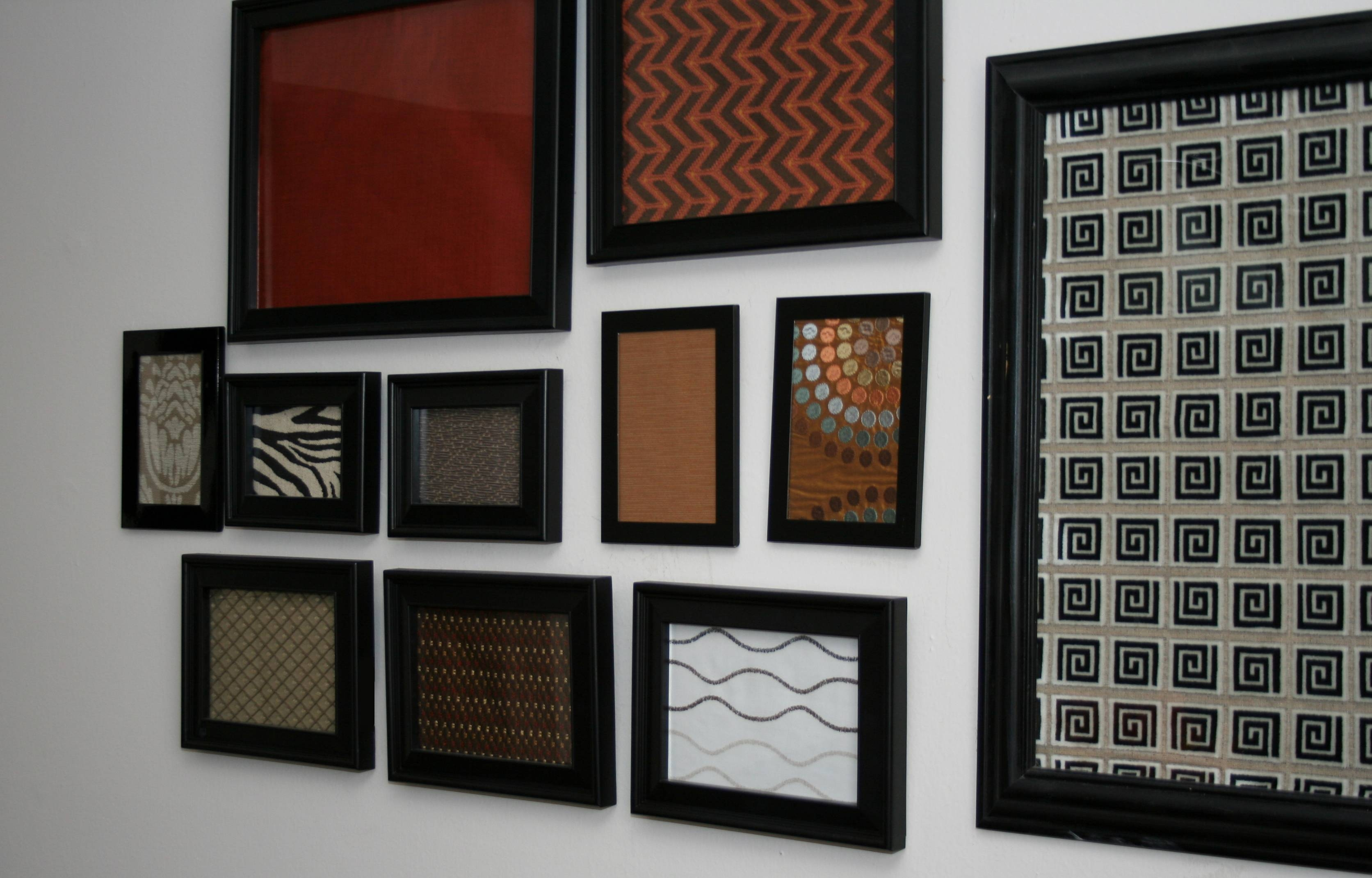 Art: Framed Fabric Wall Art Pertaining To Most Up To Date Framed Fabric Wall Art (View 2 of 20)