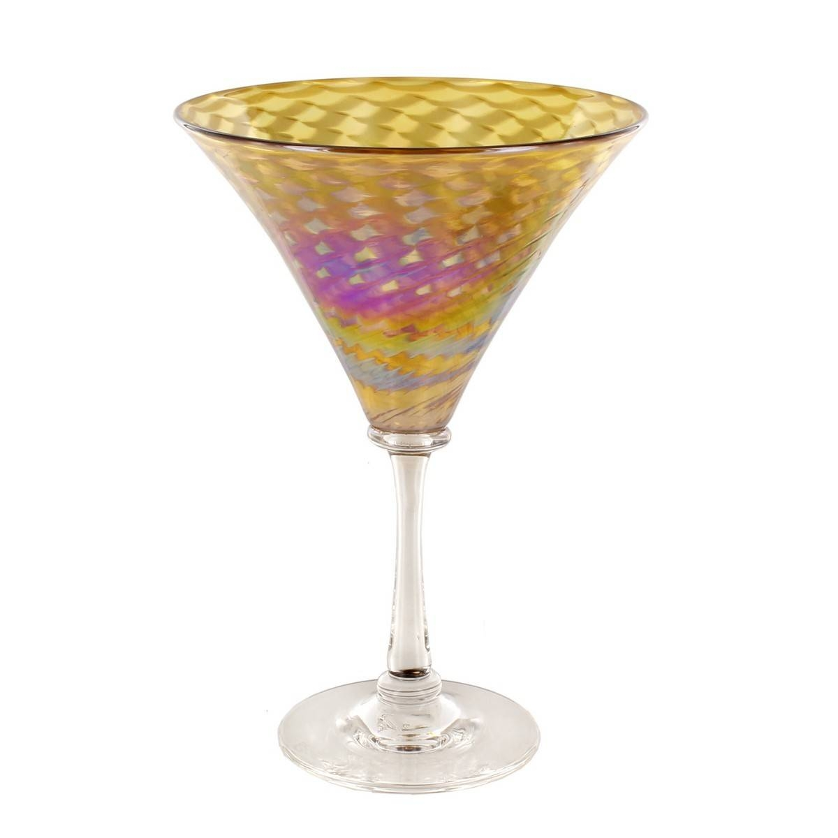 Art Glass – Fire And Ice Intended For Most Current Martini Metal Wall Art (View 27 of 30)