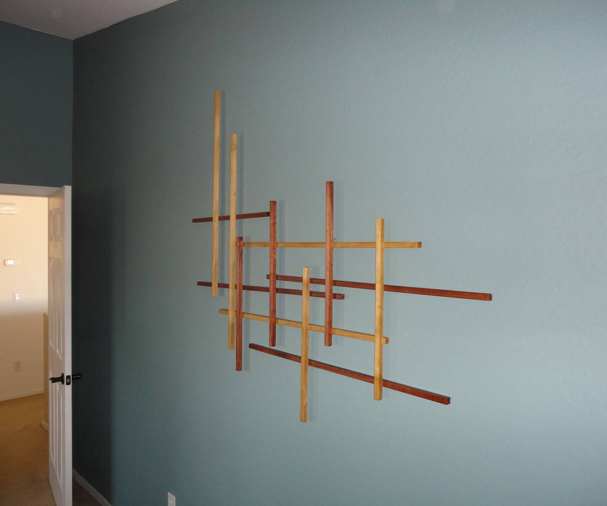 Art: Homemade Wall Art Pertaining To Newest Homemade Wall Art (View 3 of 20)