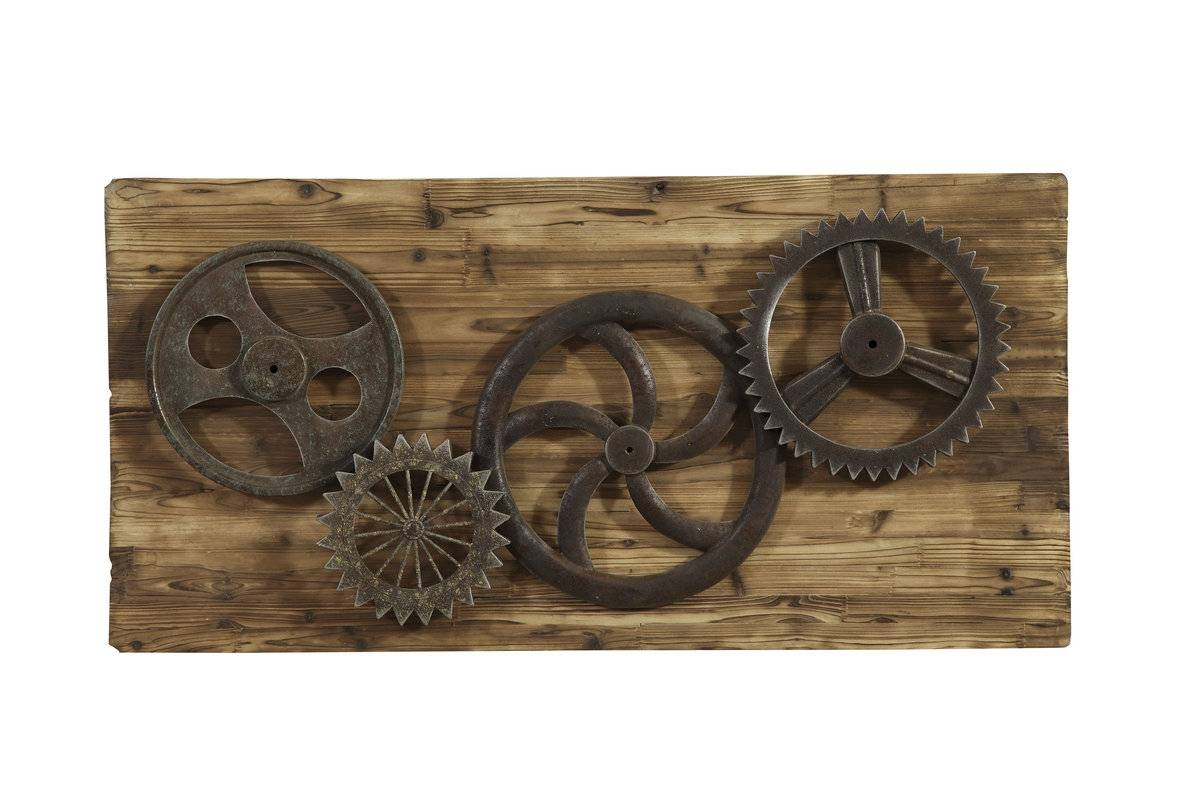Art: Industrial Wall Art Inside Most Up To Date Industrial Wall Art (View 1 of 15)