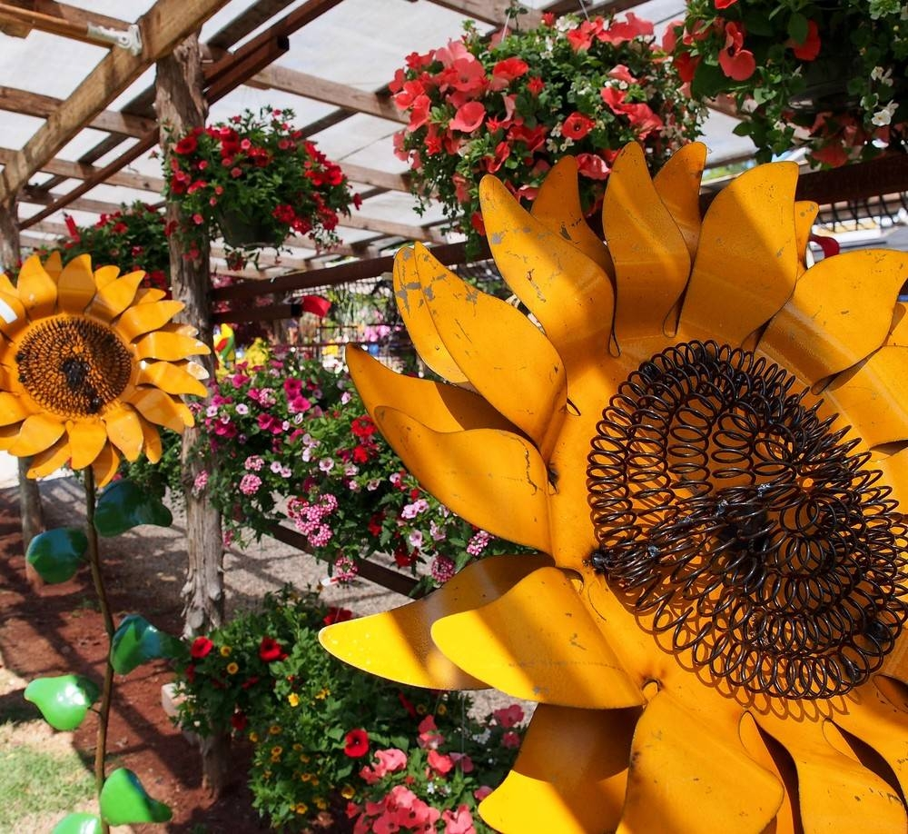 Art — The Elements 4 Life Throughout Newest Metal Sunflower Yard Art (View 19 of 26)
