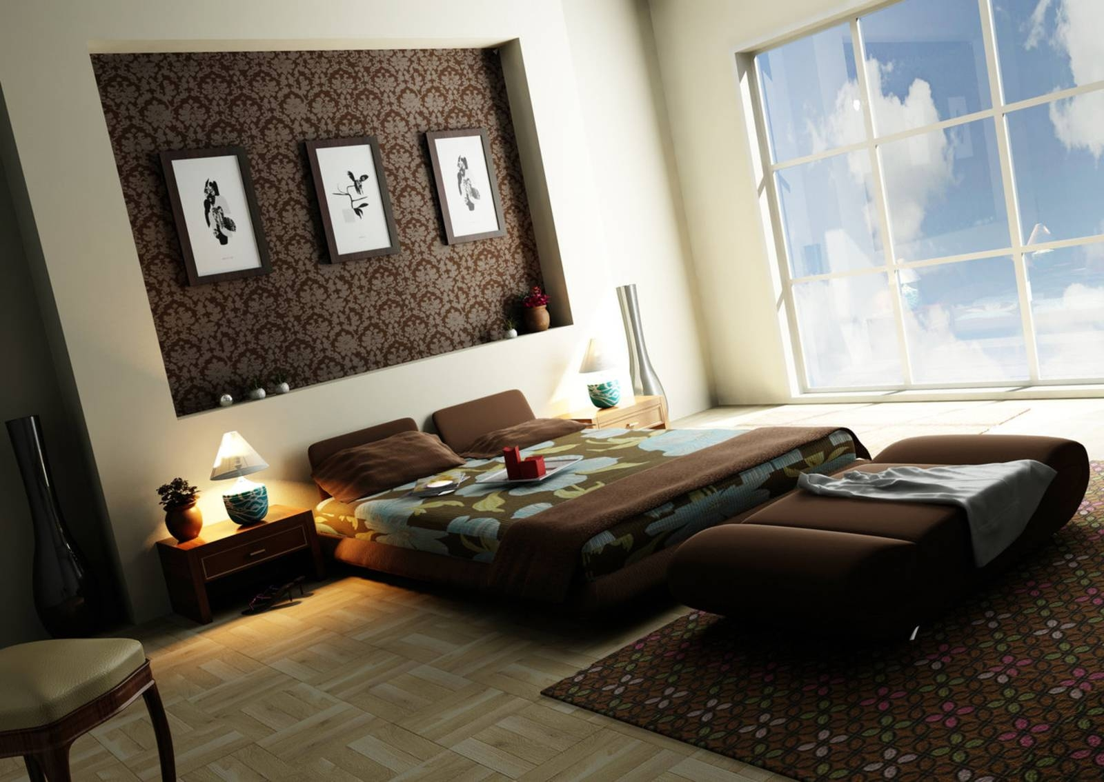 Art: Wall Art Ideas For Bedroom With Most Up To Date Bed Wall Art (View 1 of 25)