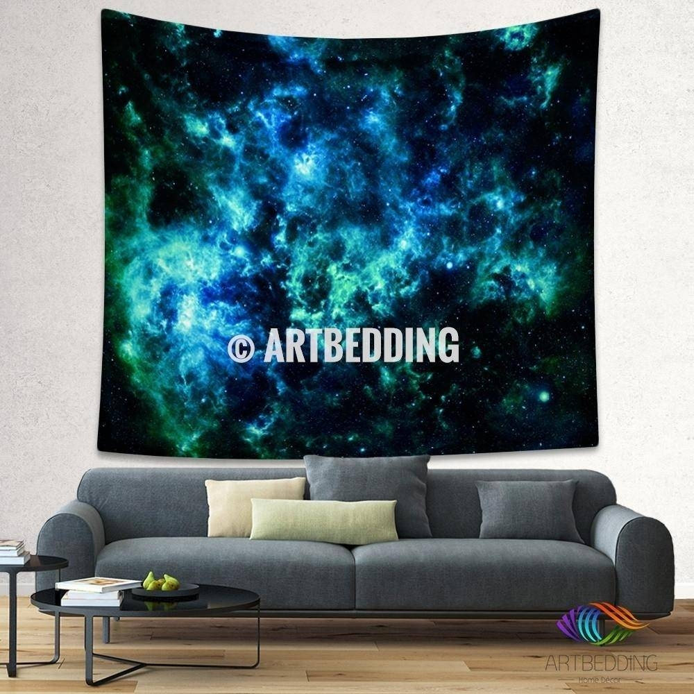 Articles With 3D Outer Space Wall Art Tag Space Wall Art Pictures Pertaining To Most Popular Outer Space Wall Art (View 7 of 25)