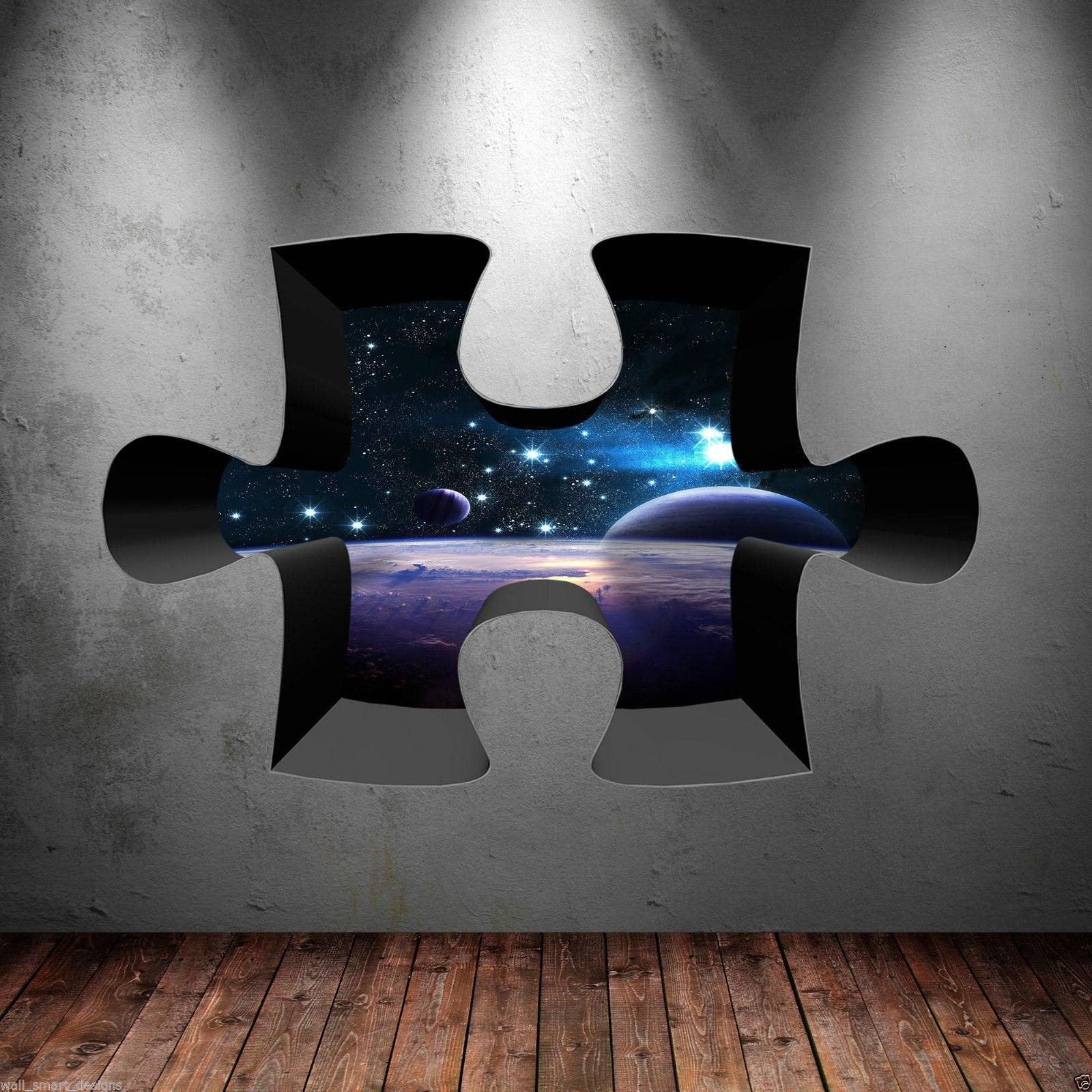 Articles With 3D Outer Space Wall Art Tag: Space Wall Art Pictures (View 19 of 25)