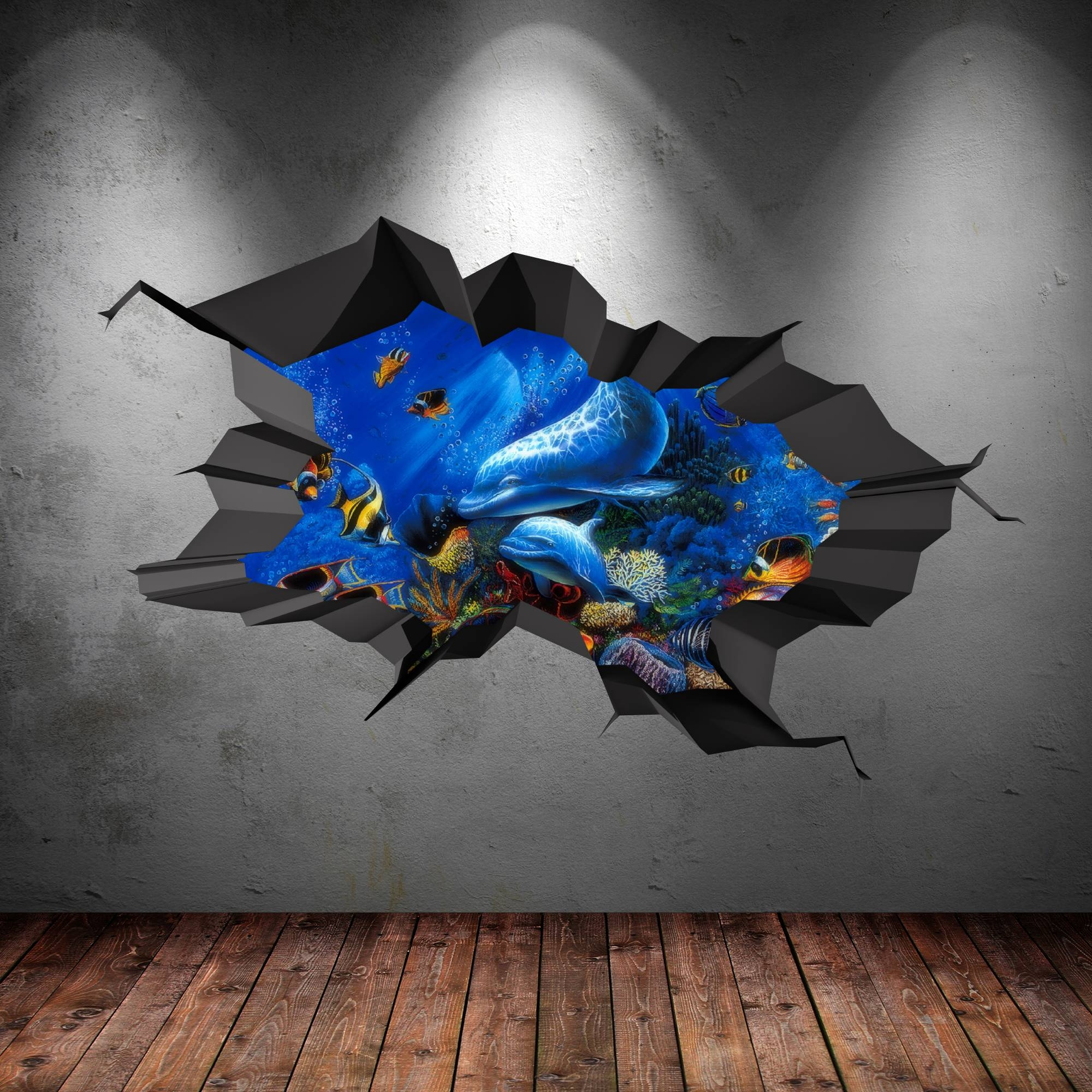 Articles With 3D Wall Decor Sale Tag: 3 D Wall Art Pictures (View 11 of 20)