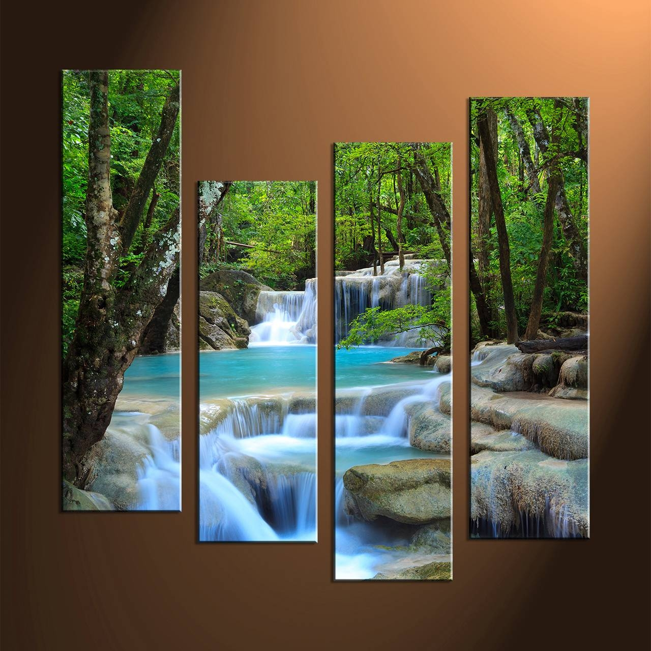 Articles With 4 Piece Metal Wall Art Tag: 4 Piece Wall Art Photo (View 10 of 20)