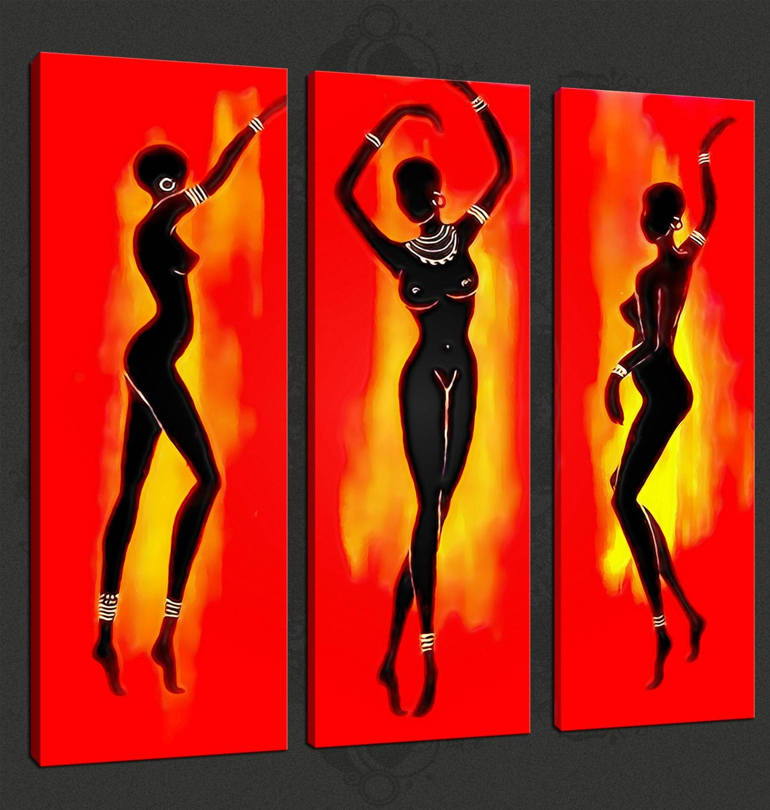 Articles With African American Fine Art Prints Tag: African With Latest African American Wall Art (View 9 of 20)