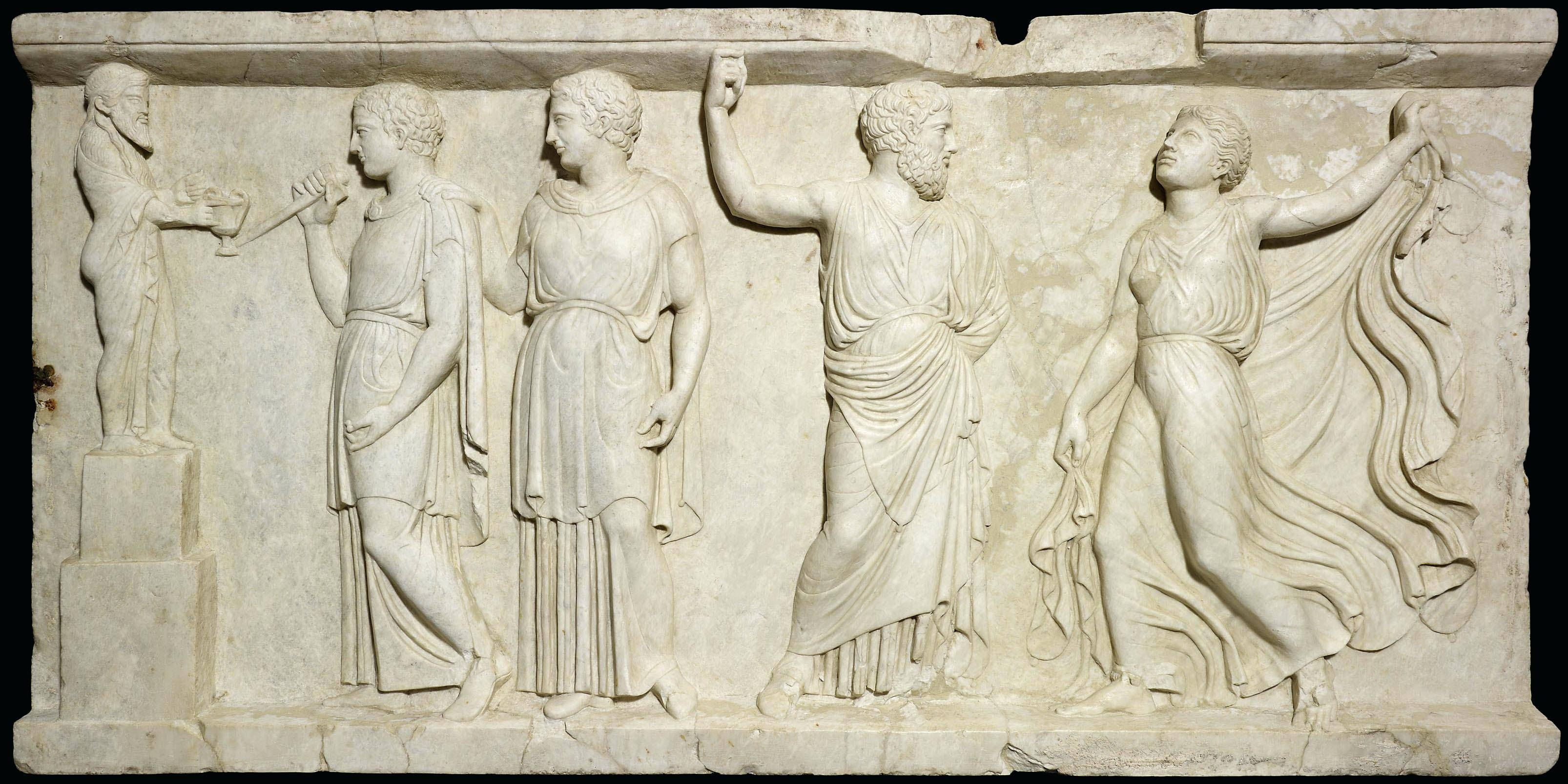 Articles With Ancient Greek Wall Art Label: Terrific Greek Wall With Best And Newest Greek Wall Art (View 3 of 20)