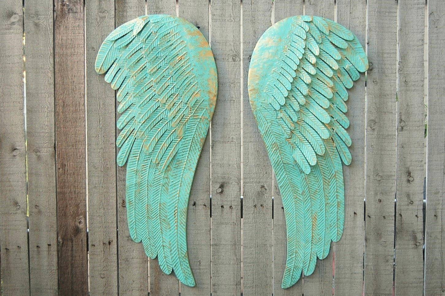 Articles With Angel Wings Wall Art London Label: Marvellous Angel Throughout Current Angel Wings Sculpture Plaque Wall Art (View 11 of 20)