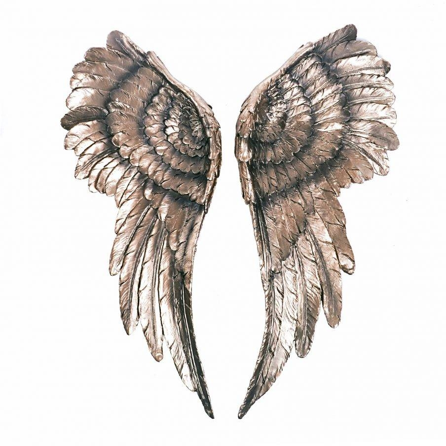 Articles With Angel Wings Wall Sculpture Tag: Angel Wings Wall Art Pertaining To Recent Angel Wings Sculpture Plaque Wall Art (View 8 of 20)