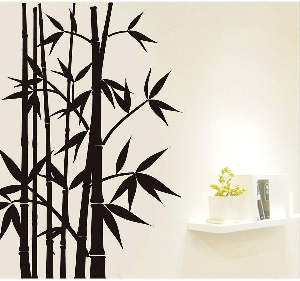 Articles With Bamboo Acrylic Wall Art Decor Tag: Bamboo Wall Decor Pertaining To 2017 Bamboo Metal Wall Art (View 2 of 25)